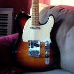 Fender Custom Classic Telecaster