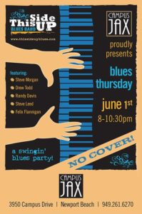Blues Thursday: This Side Up at Campus Jax